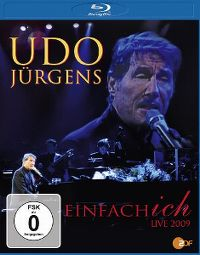 Cover Udo Jürgens - Einfach ich - Live 2009 [DVD]